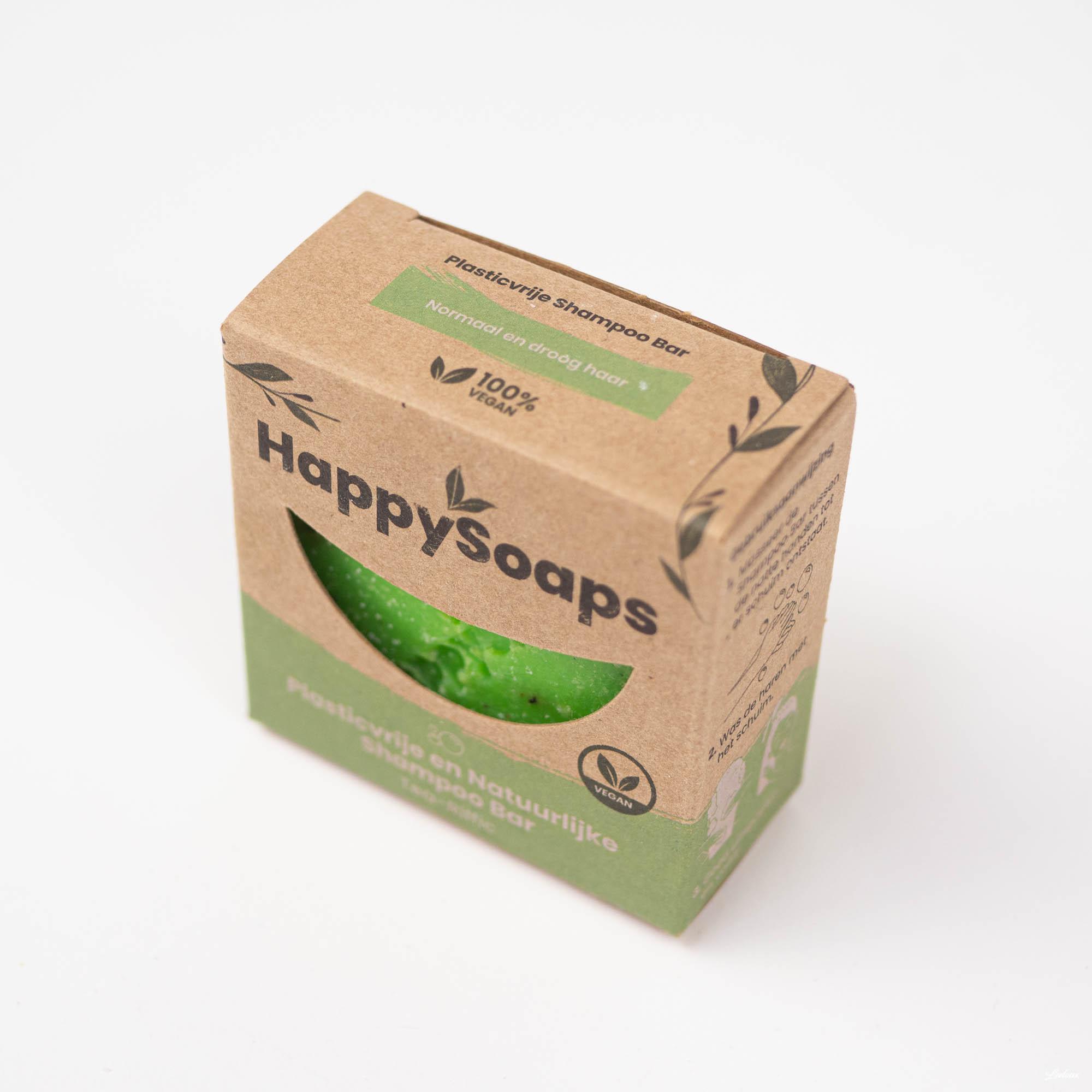Happysoaps Shampoo Bars Tea-Riffic steeds aan de beste prijzen bij Wave Thirteen